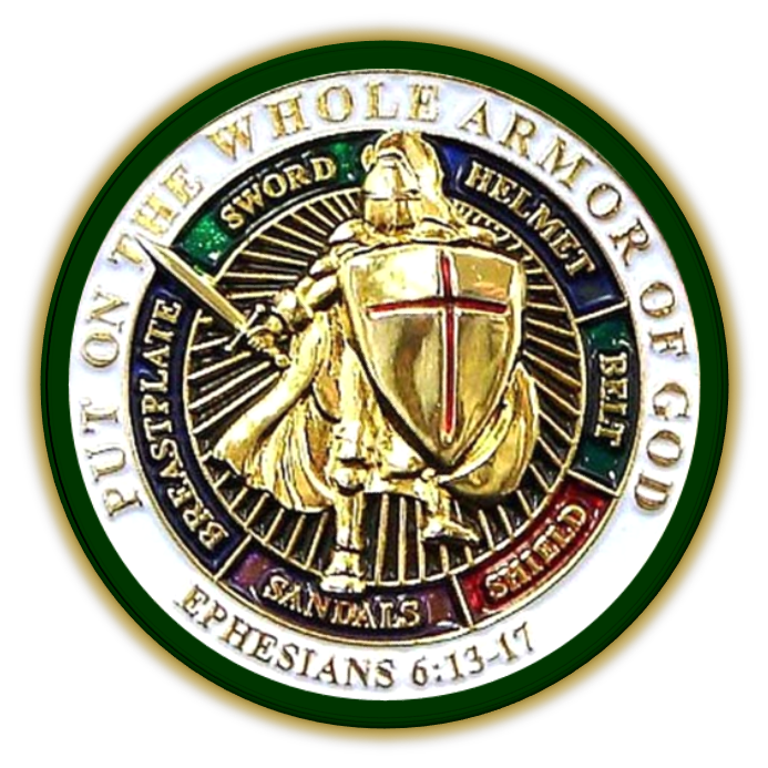 Armor of God Pin Green - Grace Truth Spirit GotLifeQuestions.com #GLQ (1.0.0).png
